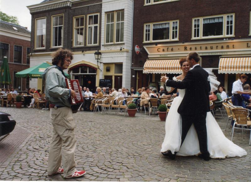 Thijs Hanrath Domplein Utrecht