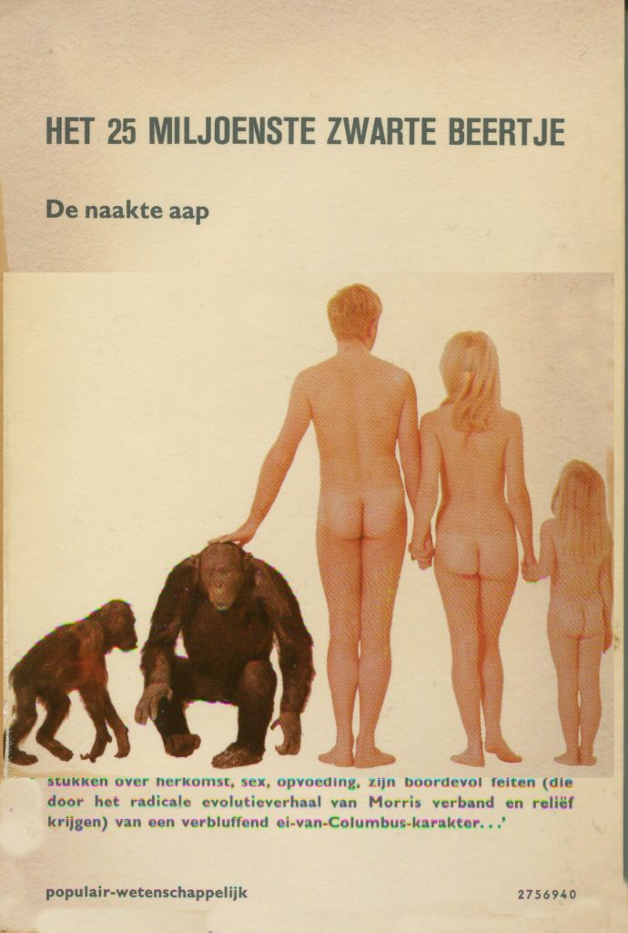 de naakte aap